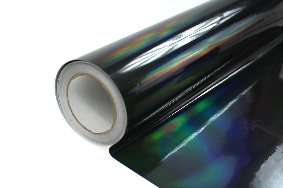 Folia Wrap Titanium Holo 1,52X30m - GRUBYGARAGE - Sklep Tuningowy